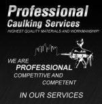 Professional Caulking